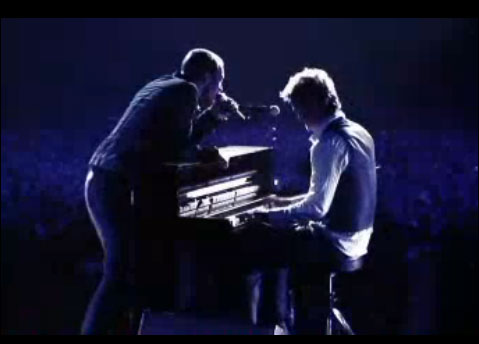 Magne and Coldplay
