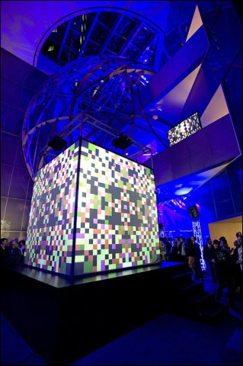 Deutsche Bank Tower Opening