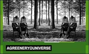 Agreeneryouniverse