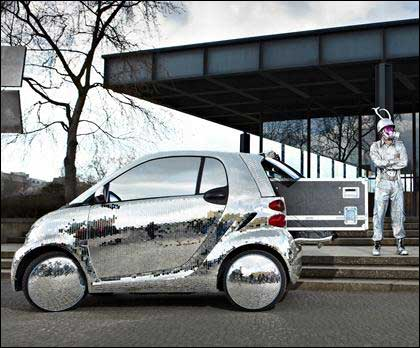 Disco Smart  Car