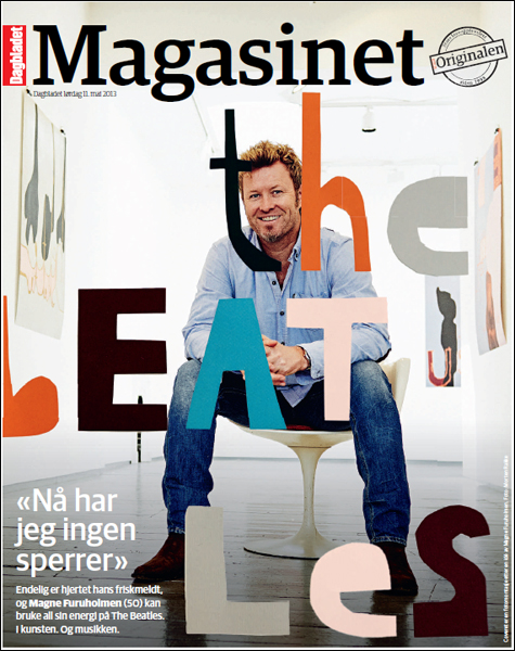 Magasinet May 2013